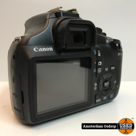 Canon 1100D 12,2MP Spiegelreflex body | nette staat