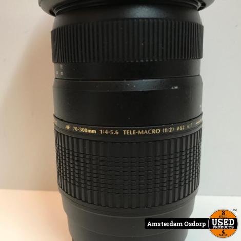 Tamron AF 70-300mm Macro 1:4-5.6 voor Canon   nette staat