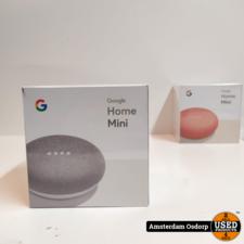 google Google Home Mini speaker grijs   NIEUW