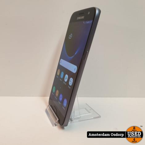 Samsung Galaxy S7 64GB zwart | nette staat