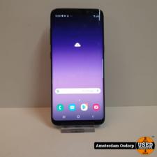 samsung Samsung Galaxy S8 64Gb zwart   nette staat