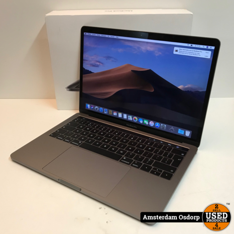 Macbook Pro 13 2019 Touchbar | Core i5 | 128GB  | 8GB RAM | Nieuwstaat