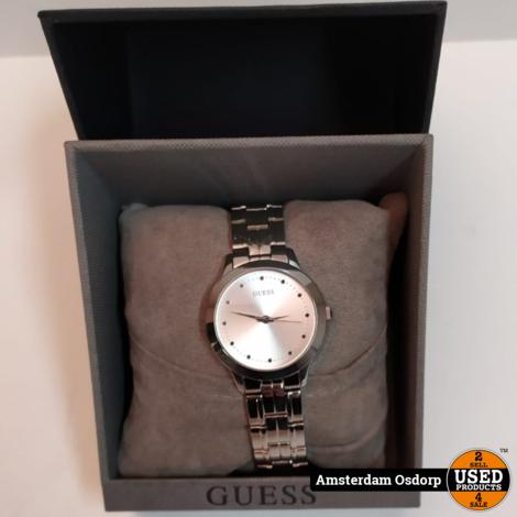 GUESS Watches W0989L1 RVS Zilverkleurig
