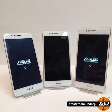 Asus Zenfone 3 Max 32GB Zilver | Nette Staat