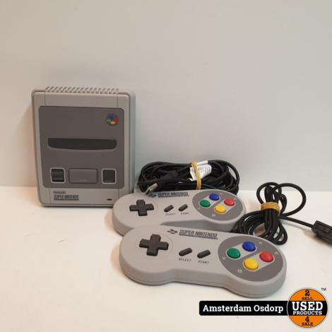 Nintendo Entertainment System MINI (NES)   Nette Staat