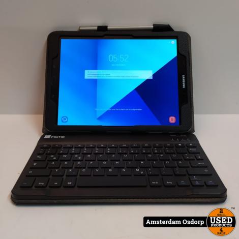 Samsung Galaxy Tab s3 + 32GB Toetsenbord | Nette Staat