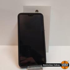 huawei Huawei P20 Pro 128Gb Zwart | Nieuwstaat