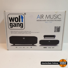Wolfgang Wolfgang Air music WG-1167 Compleet in Doos