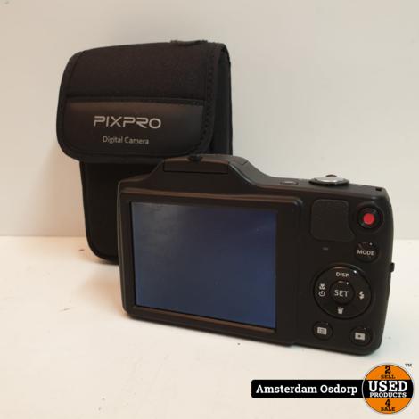 Kodak Pixpro FZ152 16MP camera | nette staat