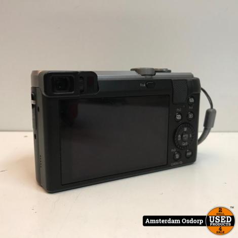 Panasonic Lumix DMC-TZ81 18MP camera | Zeer nette staat