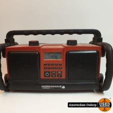 Workman Perfect Pro Workman 2 bouwradio  | gebruikt