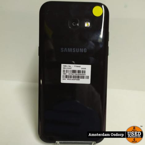 Samsung Galaxy A5 2017 zwart | nette staat