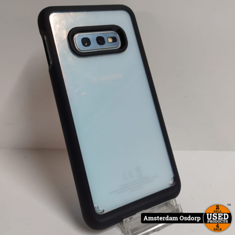 Samsung Galaxy S10E 128gb prism white | nieuwstaat