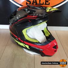 Kenny Motorcross Helm Zwart Neon XL |