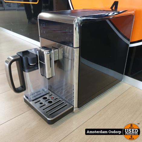Saeco Granbaristo HD8975 Rvs koffiemachine   nette staat