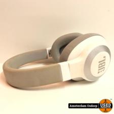 JBL JBL E65BT NC draadloze koptelefoon wit   nette staat