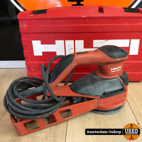 Hilti WFE 450-E roterende schuurmachine | nette staat