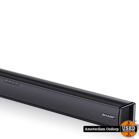 Sharp HT-SBW182 2.1 Soundbar+ Sub | Nieuw