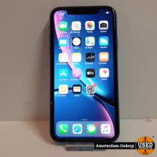 Apple Apple iPhone Xr 128GB Blue | Nieuwstaat
