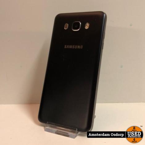 Samsung J7 2016 16GB Zwart   Nette Staat
