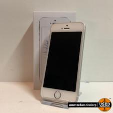 Apple Apple iPhone SE Zilver 32GB  nette Staat