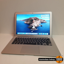 Macbook Macbook Air 2017 13''   Core i5   4GB   128SSD   248 Cycli   zeer nette staat