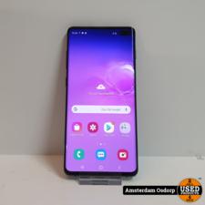 samsung Samsung Galaxy S10 Plus 128GB zwart | nette staat