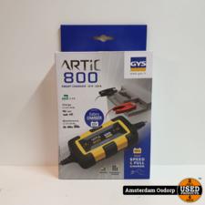 GYS GYS Artic 800 Smart Charger 12V - 0.8A | Nieuw