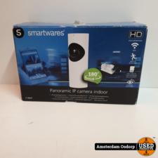 Smartwares Panaromic IP Camera Indoor C180IP   Nieuw