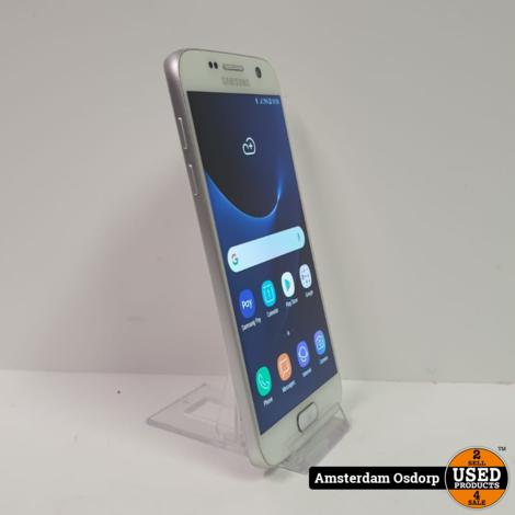 Samsung Galaxy S7 32GB Wit | Nette staat