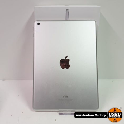 Apple iPad 6e gen 2018 32GB Wi-Fi | Nette staat met doos en bon