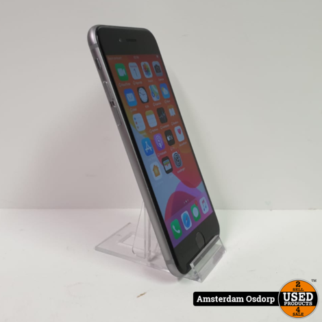 Apple iPhone 6S 64GB Space Grey   Nette Staat