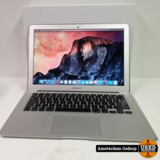 Apple Macbook Air 13 2015 | Core i5 | 4GB | 128SSD | nette staat