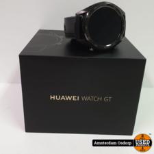 huawei Huawei Watch GT FTN-B19 zwart    ZGAN In Doos