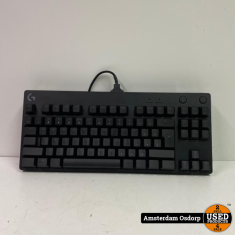Logitech G Pro tenkeyless mechanical gaming keyboard | Nieuwstaat