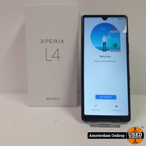 Sony Xperia L4 64GB Blauw | In Nieuwstaat
