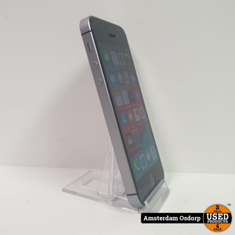 IPhone SE 16GB Space grey | Nette staat
