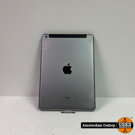 Apple iPad Air 1 32Gb Wifi + 4G Space Grey   netjes