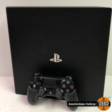 sony Playstation 4 Pro 1TB + controller