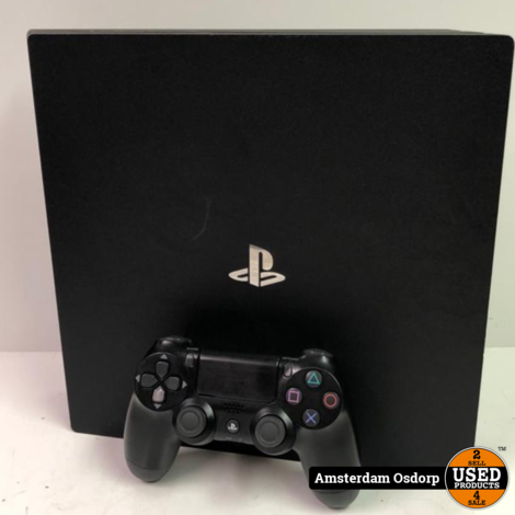 Playstation 4 Pro 1TB + controller