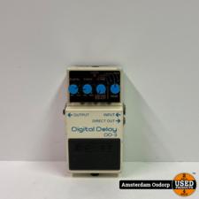 boss Boss Digital Delay DD-3 Pedaal | Gebruikt