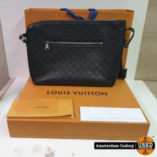 Louis Vuitton Louis Vouitton Discovery Messenger MM | Nieuwstaat + bon