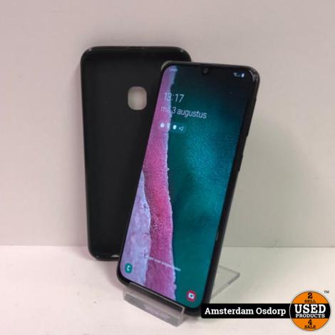 Samsung Galaxy A40 64GB Zwart   Nette Staat
