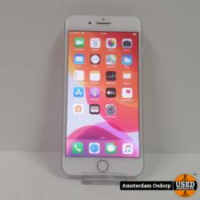 Apple Apple iPhone 8 plus 64GB Zilver | nette staat
