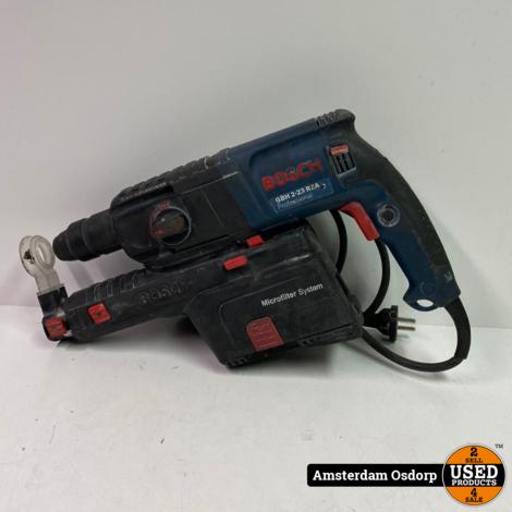 Bosch GBH 2-23REA Klopboormachine met Filter