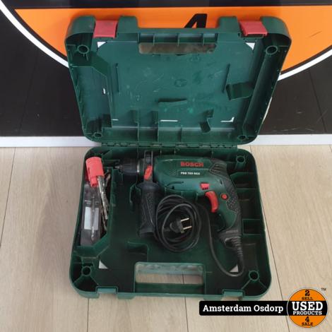 Bosch PSB 750 RCE Boormachine   Nette Staat