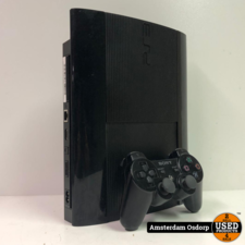 sony Playstation 3 ultra slim 12GB + controller | Nette staat