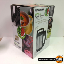 progress Progress Digital Soupmaker | Nieuw in doos