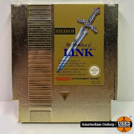 Zelda ll The adventure of link
