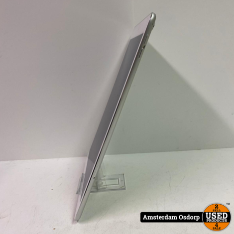 Apple iPad Pro 9.7 256GB wifi + 4G + typecover | nette staat